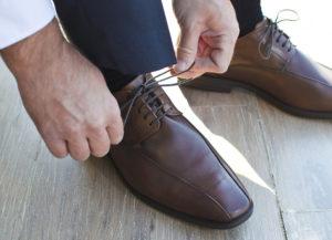 ビジネス用の靴の基本とシーンに合った色と形