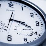 与えられた時間を常に意識 話したいことを、決められた時間で相手に伝える